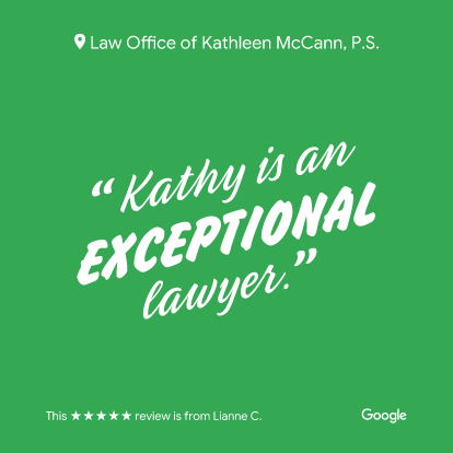 Kathy is an Exceptional Lawyer