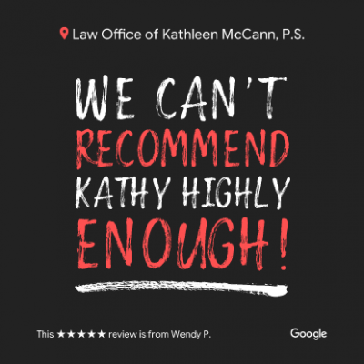 Highly Recommend Kathy McCann