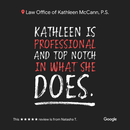 Kathy is a Top Notch Lawyer