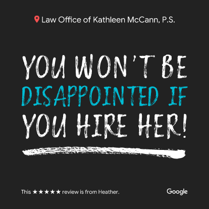 Wont be disappointed if you hire Kathleen McCann