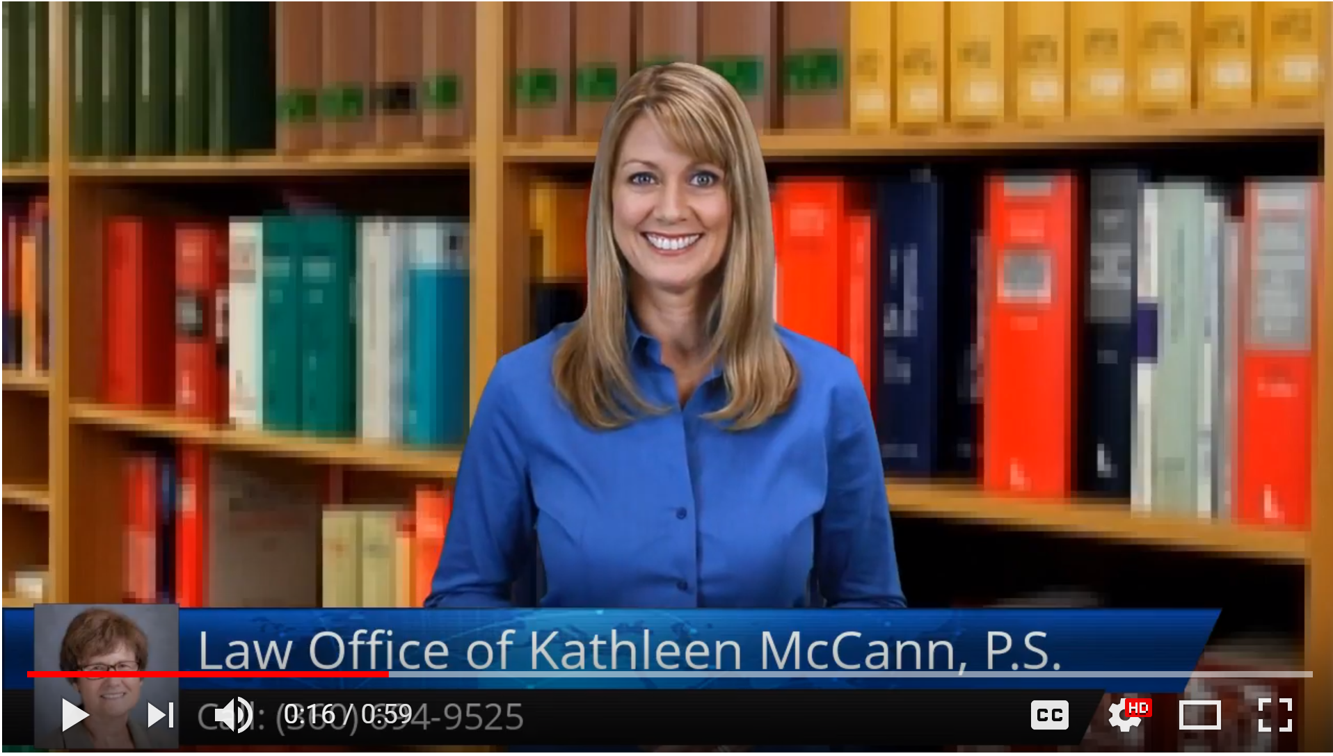 5 Star Adoption and Family Law Review for Kathleen McCann